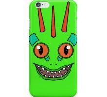Green Murloc iPhone Case/Skin