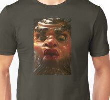 Creepy Man's Duck Face Unisex T-Shirt