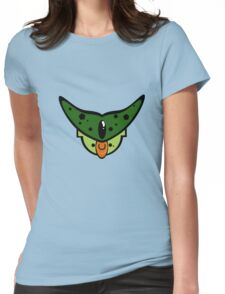 By your powers combined! Womens Fitted T-Shirt