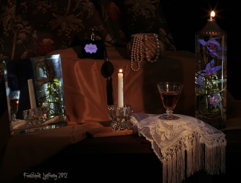 Candle Trick with Brandy by FrankSchmidt