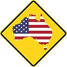 Caution Australia (Don't become America) by Rupert Russell