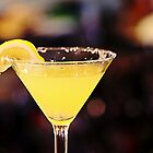 *Lemon Drop Martini* by DeeZ (D L Honeycutt)