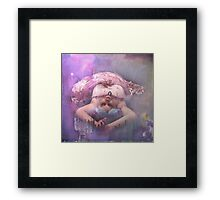 Can a Zombie Dream? Framed Print