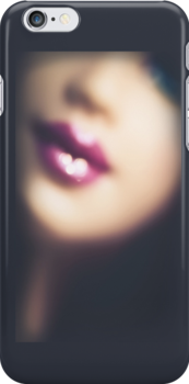 Doll Face iphone Case by BobbiFox