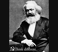 Piece a Week #17: Think Different (Marx) Unisex T-Shirt