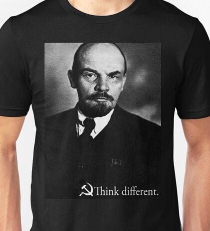 Piece a Week #17: Think Different (Lenin) Unisex T-Shirt