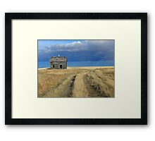 Off the Beaten Trail Framed Print