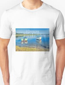 Moored Boats Unisex T-Shirt
