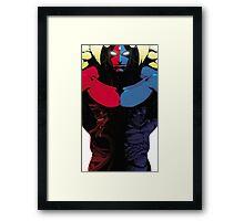 Street Fighter Bosses Framed Print