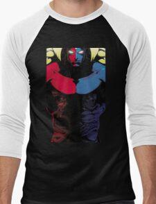 Street Fighter Bosses Men's Baseball ¾ T-Shirt
