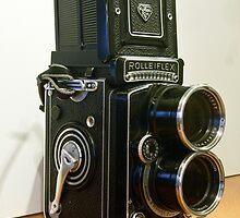 Tele Rolleiflex by Brett Rogers