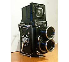 Tele Rolleiflex Photographic Print