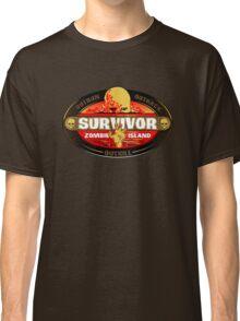 Survivor: Zombie Island Classic T-Shirt