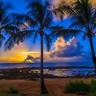 North Shore Sunset by Adrian Alford Photography