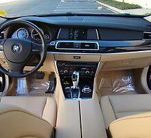 2011 BMW 535GT Interior by sl02ggp