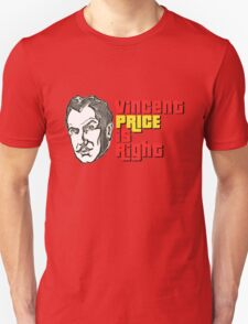 Vincent Price is Right Larger T-Shirt
