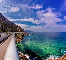 The Seacliff Bridge by Toma Iakopo | Tomojo Photography
