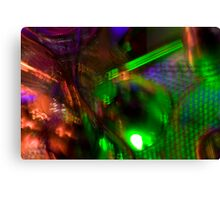 Psychedelic Photography 07 Canvas Print