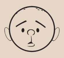 Karl Pilkington - He's got a head like a... by Ryan Wilson