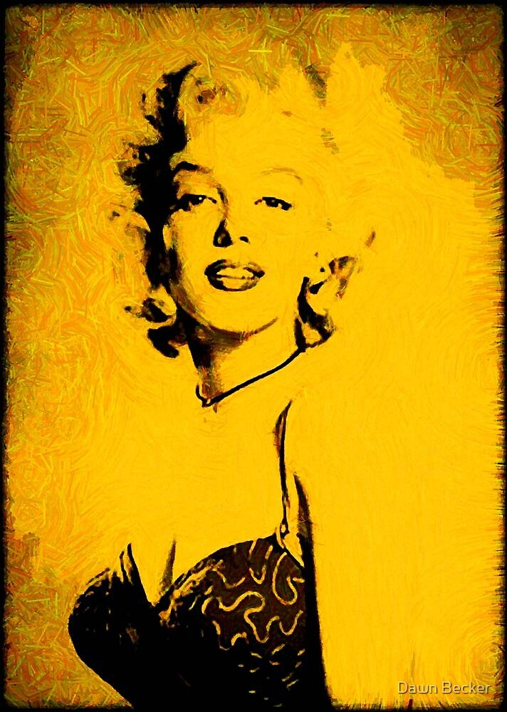 Marilyn © by Dawn Becker