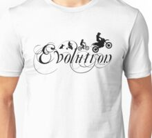 Evolution Womens Off-Road  Unisex T-Shirt