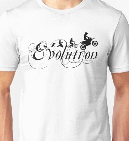 Evolution Womens Off-Road  Unisex T-Shirt