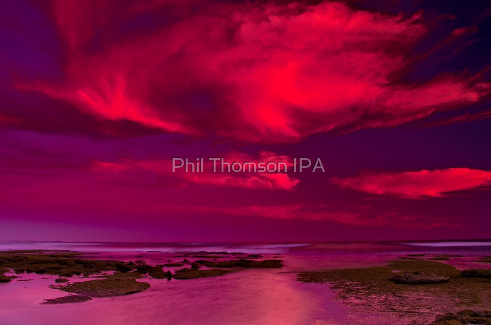 """Candy Floss Sunset"" by Phil Thomson IPA"