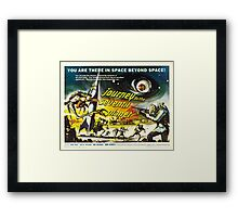 The 7th Planet?! Framed Print