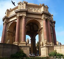 Palace of Fine Arts by Engee