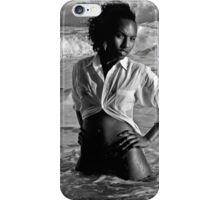 Only A Shirt iPhone Case/Skin