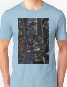 Degraves St 07 Unisex T-Shirt