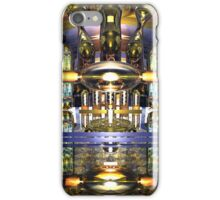 The Device Chamber iPhone Case/Skin