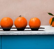 Oranges by Clockworkmary