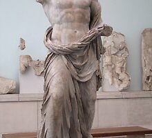 Pergamon statue by Anne-Marie Reeves