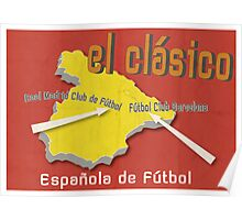 Española de Fútbol Poster