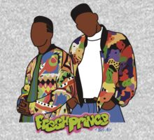 Fresh Prince One Piece - Long Sleeve