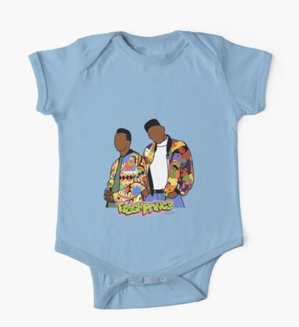 Fresh Prince One Piece - Short Sleeve