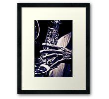Hands of musicians - 3 Framed Print