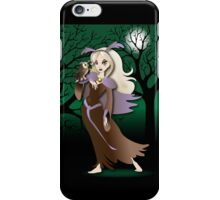 Twisted - Wild Tales: Mayonaka and the Owl iPhone Case/Skin