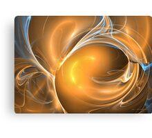 Third life of an ear Canvas Print