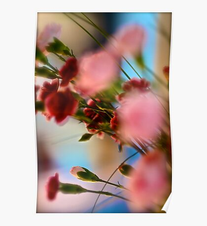 Spring  Floral Love Story . by Doktor Faustus. Featured in Artists Universe . Mille grazie ! Cari amici :) Favorites: 2 Views: 319. . Poster