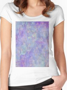 Nothing of Lust V2 #redbubble Women's Fitted Scoop T-Shirt