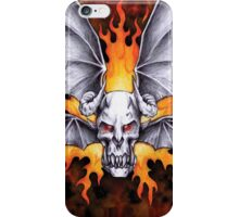 Flying Demon2 iPhone cover iPhone Case/Skin