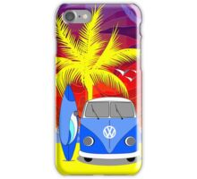 PalmTrees Gumleaves and Combi 5 iPhone Case/Skin