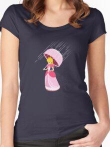 Princess Salt Women's Fitted Scoop T-Shirt