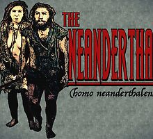 The Neanderthals by torg