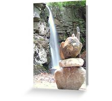 The Cairn Greeting Card