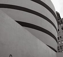 the Guggenheim NYC by Marijke Welch