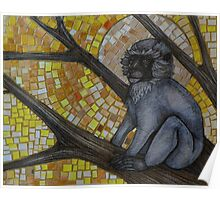 The Monkey Seeks Enlightenment Poster