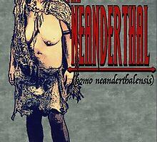 The Neanderthal- Female by torg